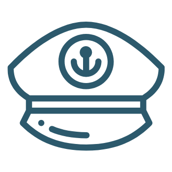 EASTHOUSE_ICON_ CAPTAINS HAT